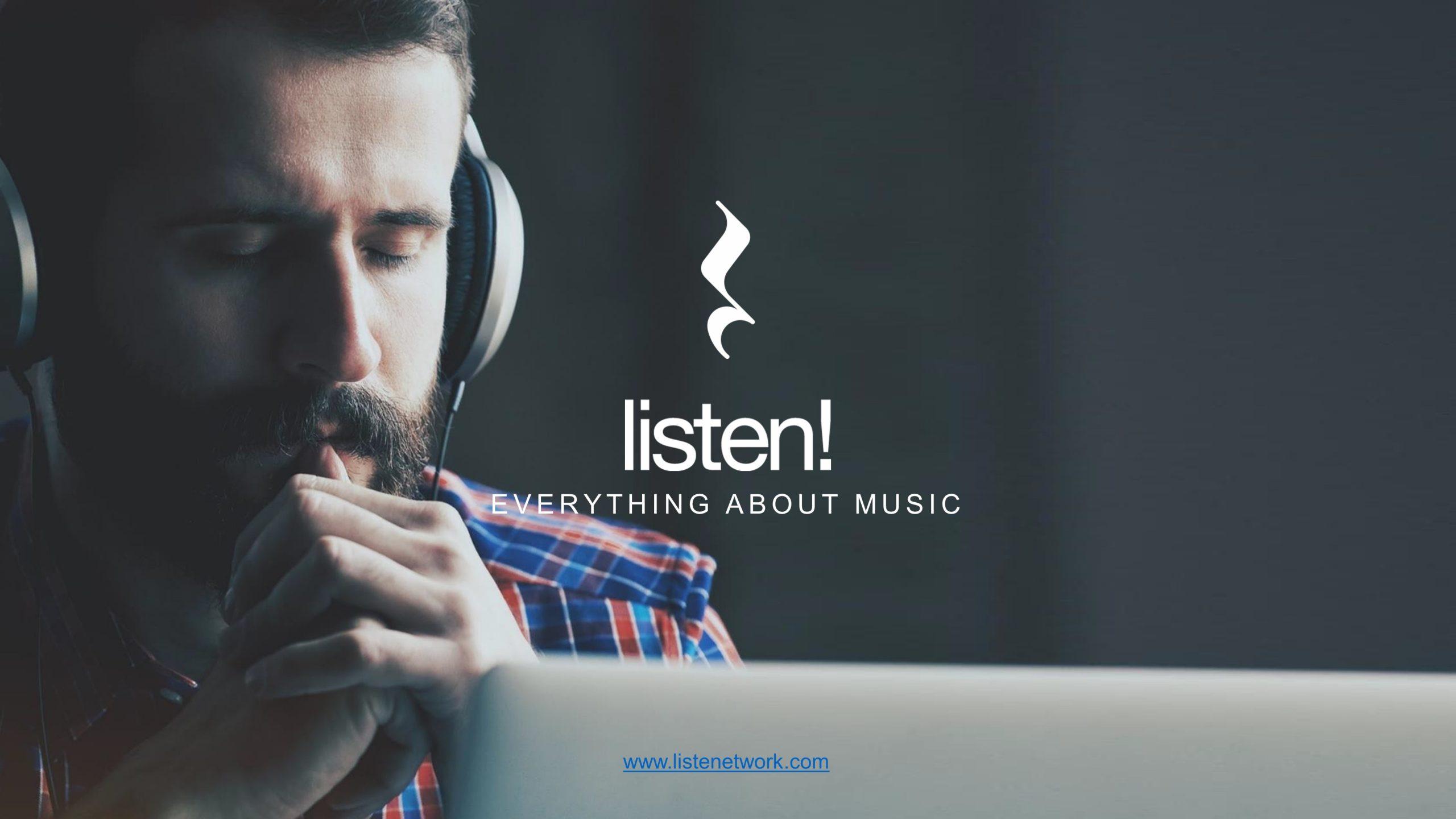 Listen! slideshow 1 - 83bis design studio