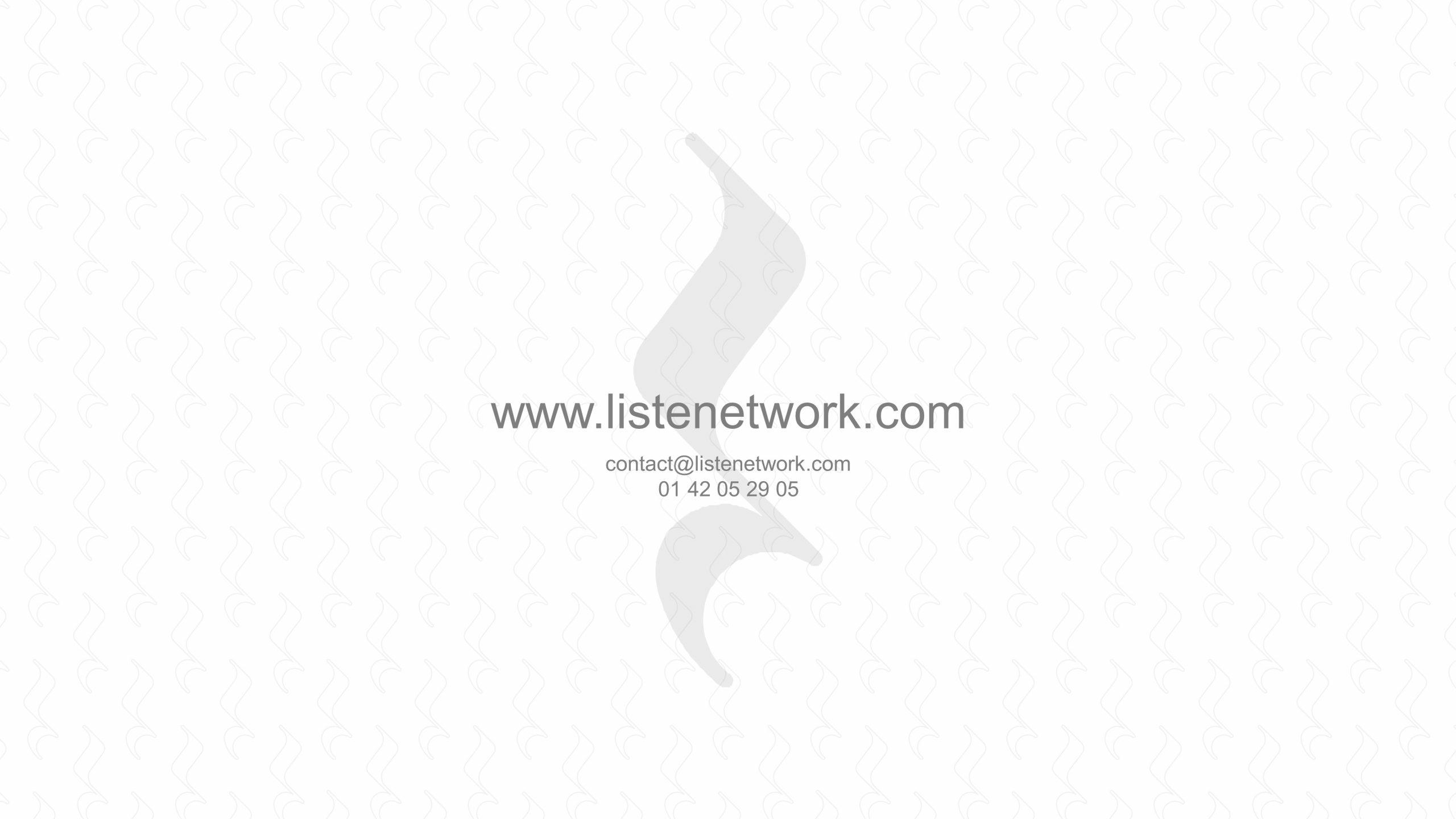 Listen! slideshow 10 - 83bis design studio
