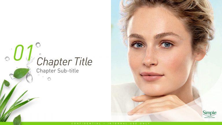 Simple unilever skincare slide 14